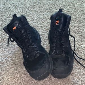 Nike work boots